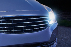 Xenon car lights